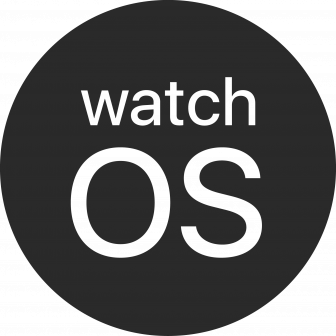 Apple watchOS Icon