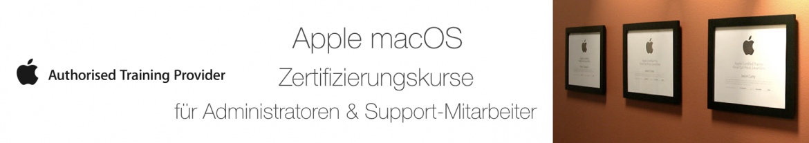  Apple macOS Support Essentials 10.14 - Mojave 101 (ACSP)