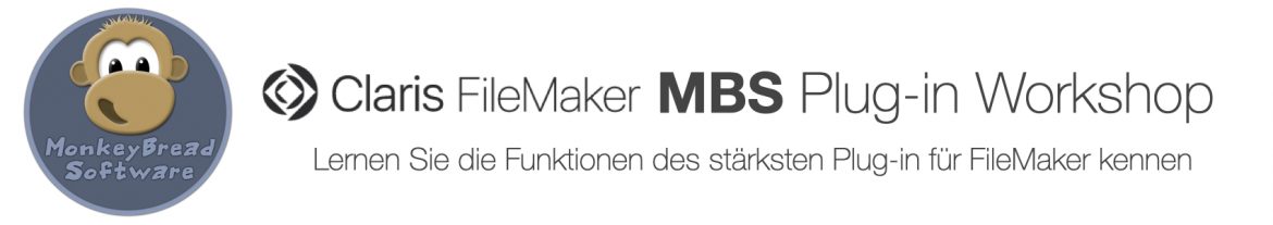 MBS FileMaker Plug-in Workshop
