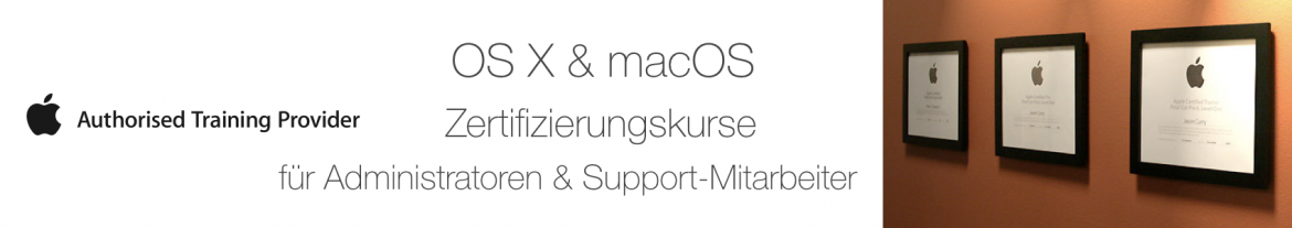  Apple Certified Technical Coordinator (ACTC) | Support & Server Essentials 10.12 Bootcamp