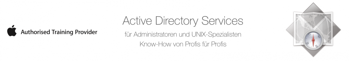 Active Directory Integration mit macOS 10.14 (Mojave)