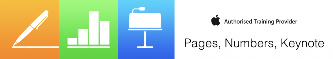 Apple iWork - Pages, Numbers & Keynote