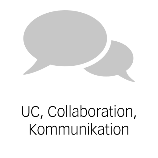 UC, Collaboration, Kommunikation